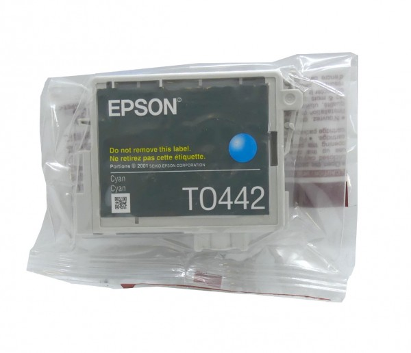 Epson T0442 (C13T04424010) CY OEM Blister