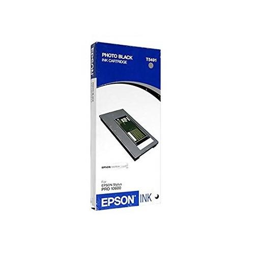 Original Epson Tinte T5491 fotoschwarz für Stylus Pro 10600 B-Ware