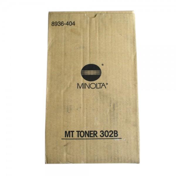 Original Konica Minolta Toner MT-302B für DI 180 200 250 350 351 B-Ware