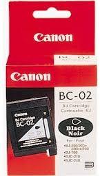 Canon BC-02 BK (0881A002) OEM