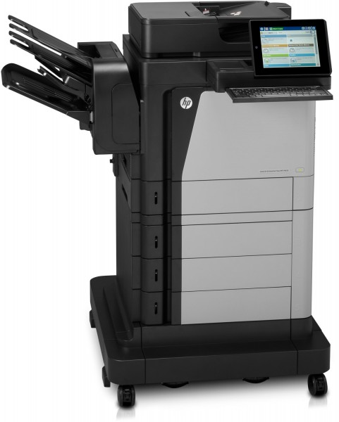 Hewlett-Packard HP LaserJet Enterprise Drucker Flow MFP M630z (B3G86A)