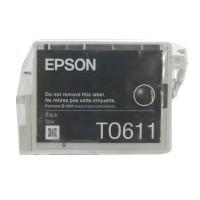 Epson BK T0611 (C13T06114010) OEM Blister