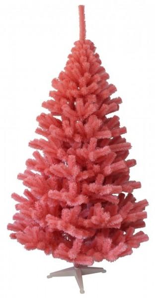 Weihnachtsbaum Rosa-Rot Tanne (Größe: 120 cm)