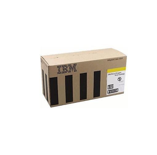 45036_Original_IBM_Toner_75P4054_gelb_für_Infoprint_Color_1354_1454_1464_Neutrale_Schachtel