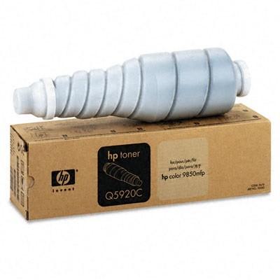 Original HP Toner Q5920C schwarz für Color 9850 MFP