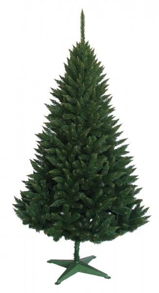 Weihnachtsbaum Grüne Fichte (Größe: 220 cm)