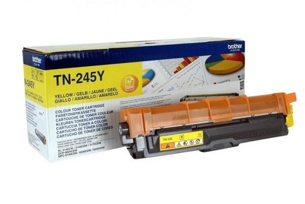 12248_Original_Brother_Toner_TN-245Y_gelb_für_HL-3140_HL-3150_HL-3170