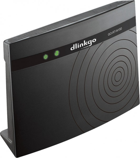 D-Link Wireless N 150 Easy Router Drahtlos