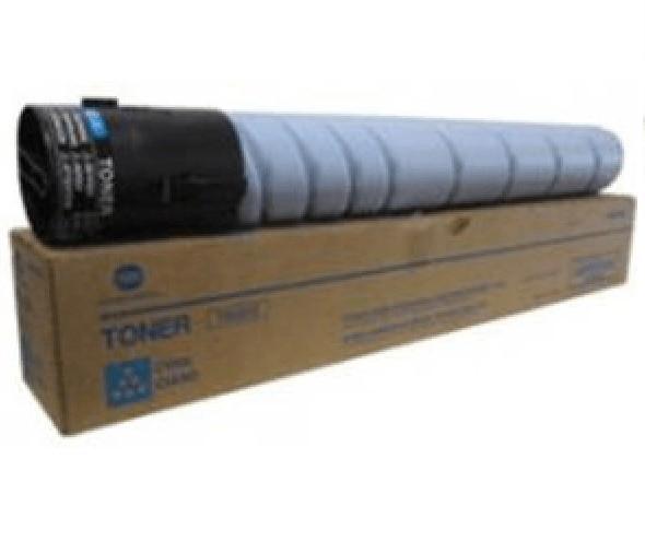 Original Konica Minolta Toner TN-321C cyan für Bizhub C 224 C 364 B-Ware