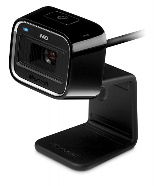 Microsoft LifeCam HD-5000 720p Webcam