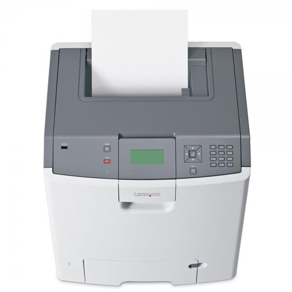 Lexmark C734DN Farblaserdrucker (0025C0361)