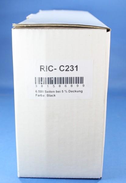 Ricoh 406479 (C231) BK Reman