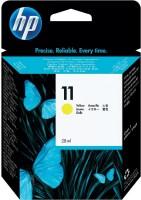 Original HP 11 Tinte Patrone gelb OfficeJet 9110 9120 9130 Pro K 850 MHD