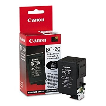 Canon BC-20 BK (0895A002/0895A348) OEM