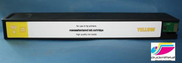 HP 973X YE Tinte (F6T83AE) Reman