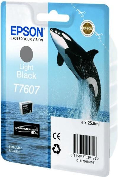 Epson T7607 (C13T76074010) BK light OEM