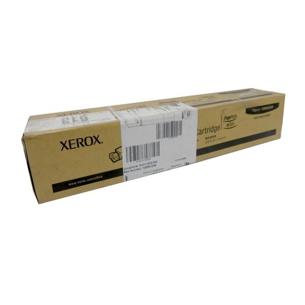 Original Xerox Toner 106R01089 schwarz für Phaser 6300 6350 B-Ware