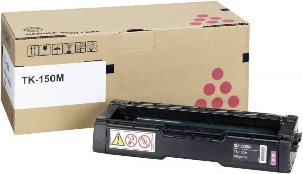 Original Kyocera Toner TK-150M magenta für FS-C 1000 1020 MFP B-Ware