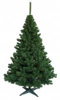 Weihnachtsbaum Grün Tanne (Größe: 180 cm)