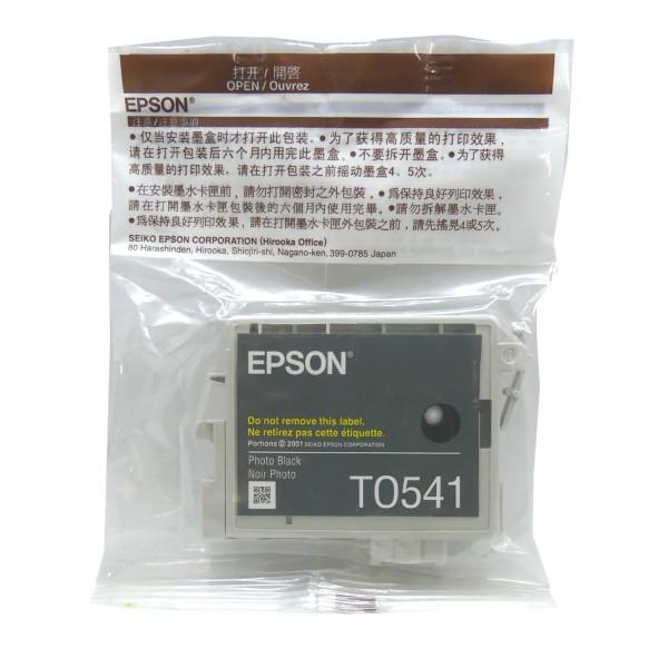 Epson T0541 BK (C13T054140) OEM Blister