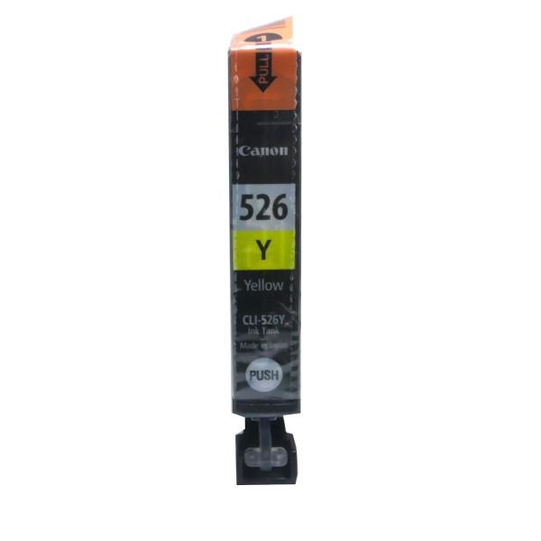 Canon CLI-526 YE (4543B001) OEM Blister
