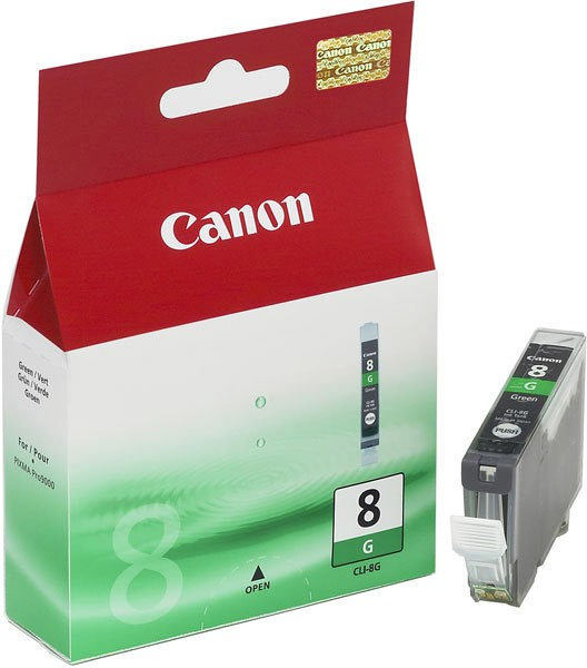 26757_Canon_CLI-8G_(627B001)_Tintenpatrone_grün