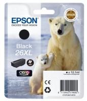 Epson 26XL BK (C13T26214010) OEM