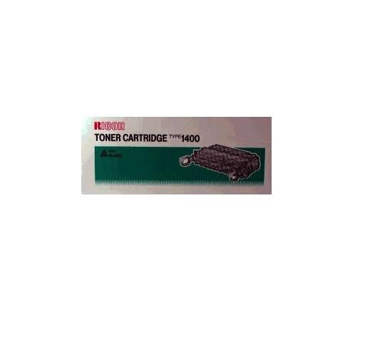 Original Ricoh Toner Type 1400 400398 schwarz für Aficio AP 1400 B-Ware