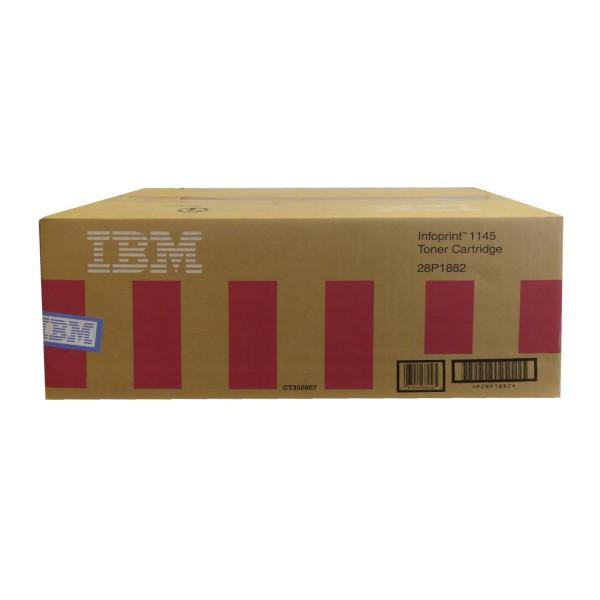 Original IBM Toner 28P1882 schwarz für Infoprint 1145 B-Ware