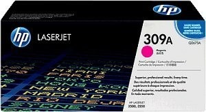 Original HP Toner 309A Q2673A magenta für LaserJet 3500 3550 Cartridge B-Ware
