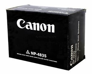 Original Canon Toner 1371A003 NP-4853 für NP 4300 4330 4335 4800 6835 RDF B-Ware