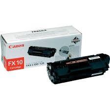 Original Canon Toner FX-10 I-Sensys MF4018 MF4120 MF4122 Neutrale Schachtel