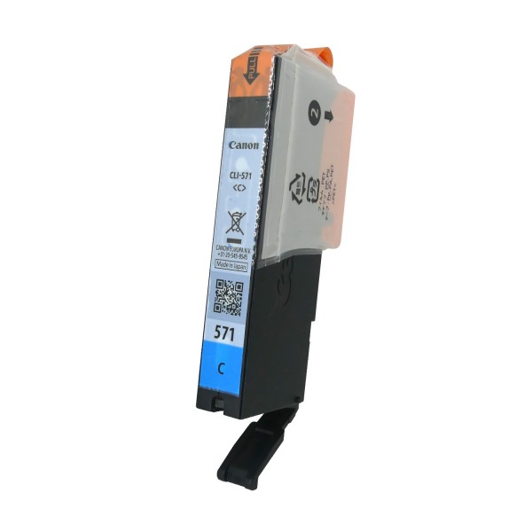 Canon CLI-571C CY (0386C001) OEM Blister