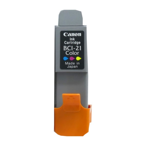 Canon BCI-21 COL (0955A002) OEM Blister