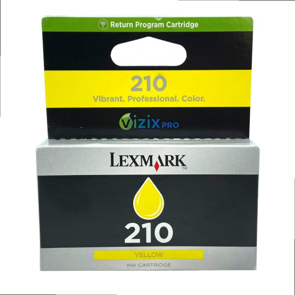 48154_Original_Lexmark_Druckkopf_210_gelb_für_OfficeEdge_Pro_4000_5500