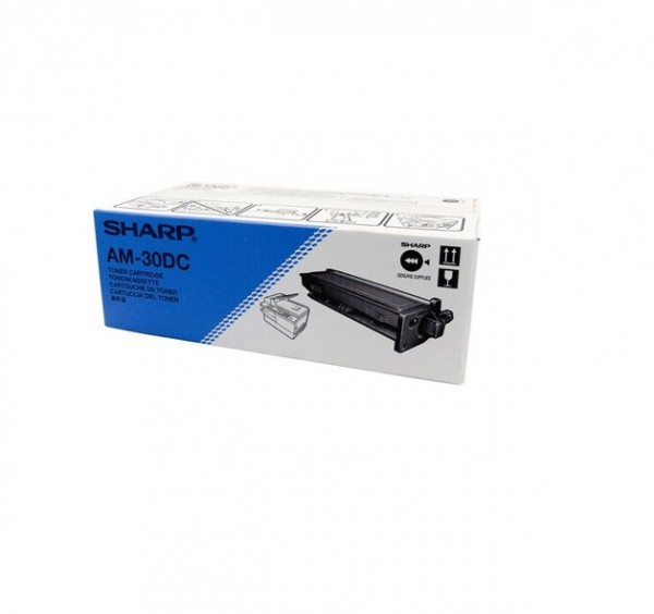 Original Sharp Toner AM-30DC black für AM 300 400 B-Ware
