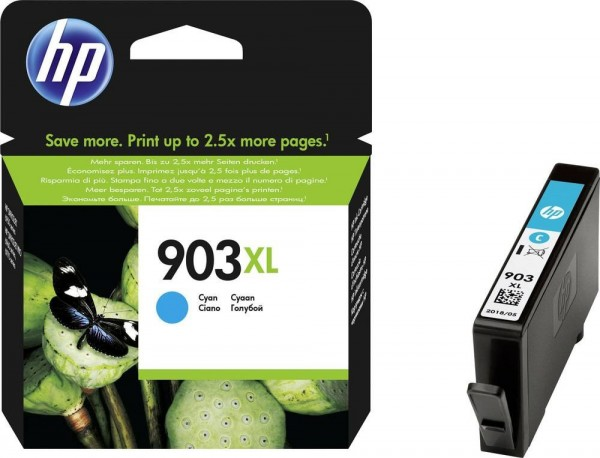 Original HP 903 XL Tinte Patrone cyan OfficeJet 6950 PRO 6968 6970 6975 MHD