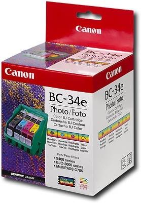 Canon BC-34e (4612A002) OEM