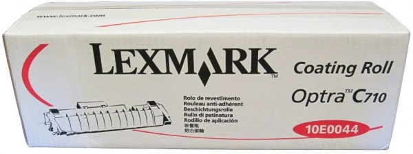 Original Lexmark Beschichtungsrolle 10E0044 für Optra C710 C710dn C710n B-Ware