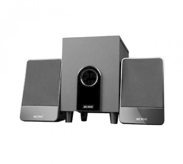 ACME SS204 Deep Bass Speakers 2.1 Stereo