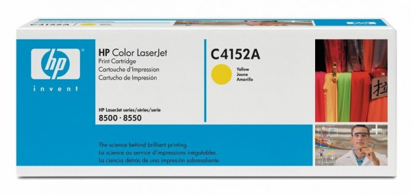 Original HP Toner C4152A gelb für Color Laserjet 8500 8550