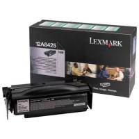 Original Lexmark Toner 12A8425 schwarz für T430 T430D T430DN B-Ware