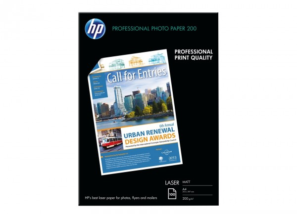 HP Professional Fotopapier (Q6550A) 100 Blatt, 200g