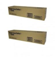 2x Original Ricoh Resttonerbehälter 400719 für Aficio CL 5000