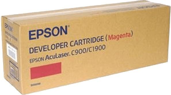 Original Epson Toner C13S050098 magenta für Aculaser C 1900 900 B-Ware