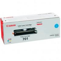 Original Canon Toner 9286A003 CRG701 cyan für LBP-5200 MF-8180C B-Ware