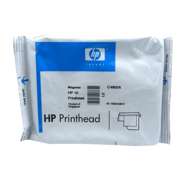 HP 10 MG Druckkopf (C4802A) OEM Blister