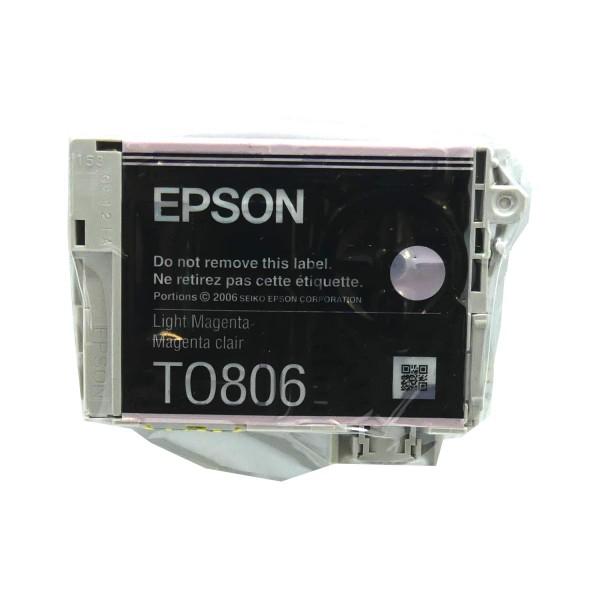 Epson CY T0802 (C13T08024010) OEM Blister