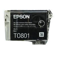 Epson BK T0801 (C13T08014030) OEM Blister