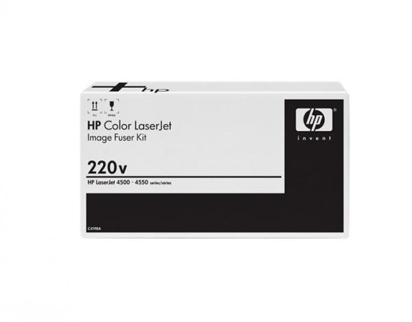 Original Fixiereinheit HP C4198A Fuser Kit 220V für HP Color 4500 4550 Neutrale Schachtel